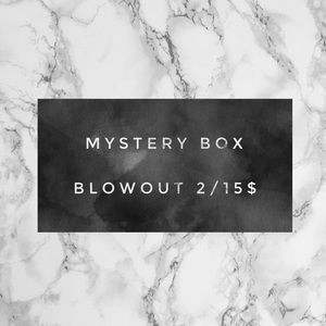 Other - Mystery Box Blowout!!